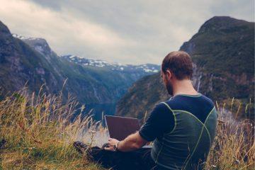 praca social media ninja, digital nomad