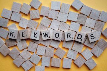 słowa kluczowe - analiza