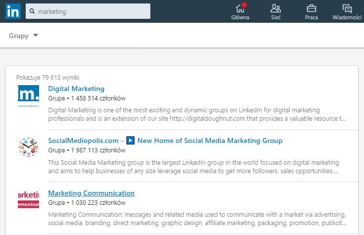 grupy na linkedin - na czym polega marka osobista na linkedin?