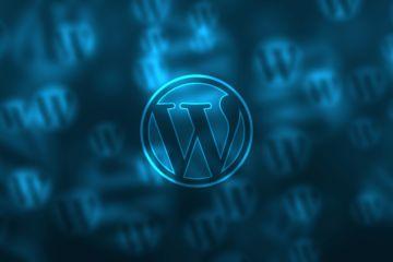 własna strona na wordpress